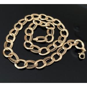 Colier MILANO -argint placat cu aur galben-CTJJ1023RHMIX