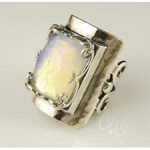 Inel argint opalit R2989