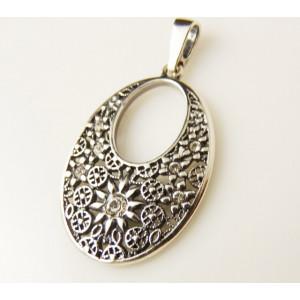 Pandantiv argint -zircon E132826