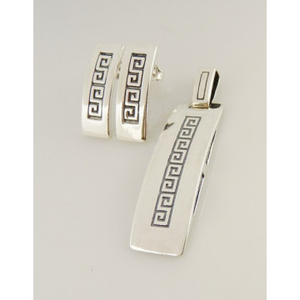 Set argint E678-P842