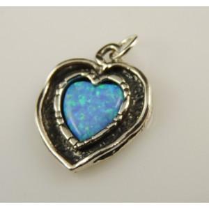 Pandantiv argint 4383SE-opal
