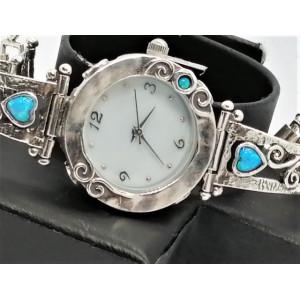 Ceas din argint cu opal - WH3699