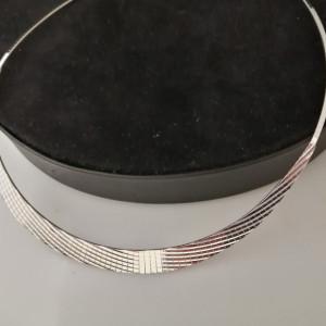Colier argint Cleopatra-CTOM1034AG
