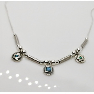 Colier din argint 925 -OPAL - N1896-2