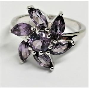 Inel argint alexandrit -VR014294