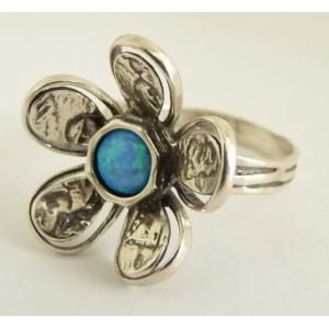 Inel argint opal imperial R5878
