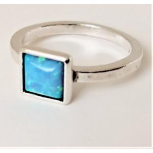 Inel argint opal R3555A1