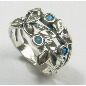 Inel argint opal R5264