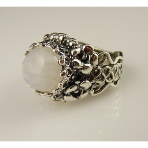 Inel argint -piatra lunii A11805