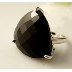 Inel argint VR09041-onix