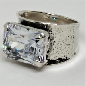 Inel din argint -zircon-R5254