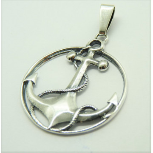 Pandantiv argint -ancora - P2725