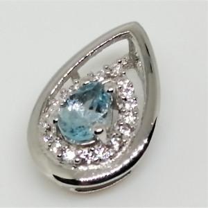 Pandantiv argint VP026951 topaz