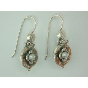Cercei argint PERLA E1339