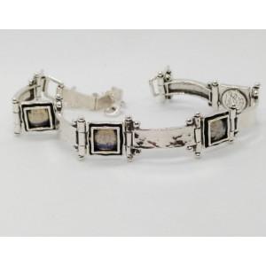 Bratara argint opalit B2661