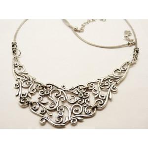 Colier argint masiv -N2557