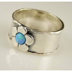 Inel argint opal - R286