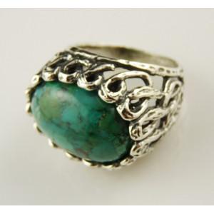Inel argint turcoaz -R1588