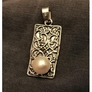 Pandantiv argint cu perla P10456