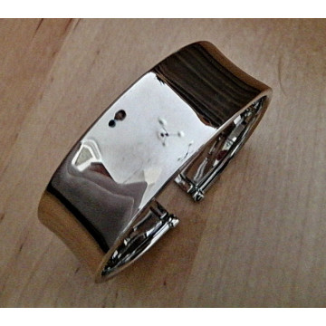 Bratara argint masiva -BRAS0099AG20-17,5 cm