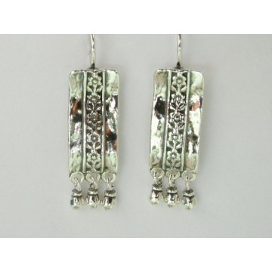 Cercei argint E535