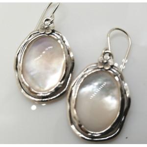Cercei argint sidef E1493
