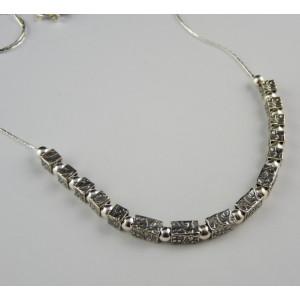 Colier argint ND105