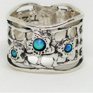 Inel argint opal imperial R2019