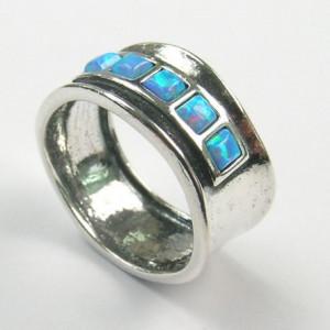 Inel argint opal imperial R2271
