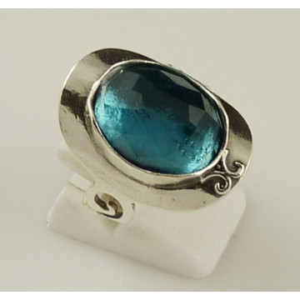 Inel argint R2950 - topaz