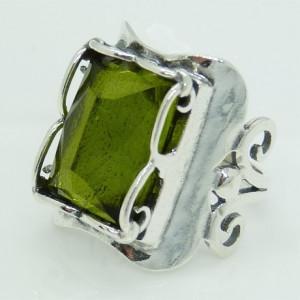 Inel argint R3174 - peridot