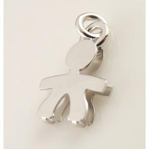 Pandantiv argint Băiat - CNST0234AGBOS