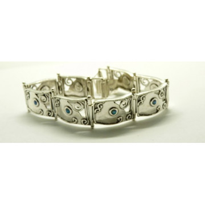 Bratara argint opal - B1500
