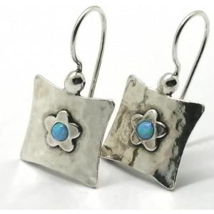 Cercei argint E1901B opal
