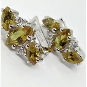 Cercei argint nanozultanit -VE014374