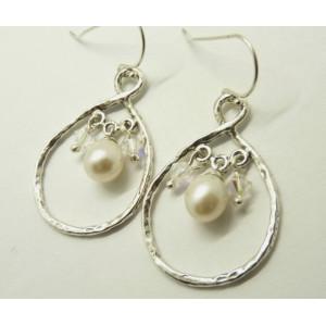 Cercei argint perla -E9801-2