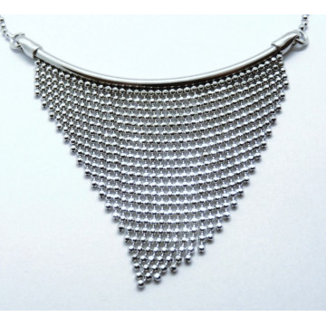 Colier argint - franjuri -CTSB1030RH