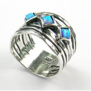 Inel argint opal imperial R2459