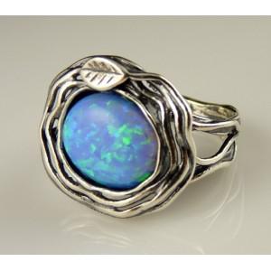 Inel argint R1014 - opal