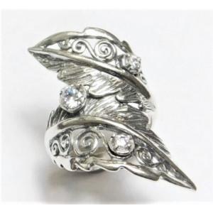 Inel argint R10314 zircon