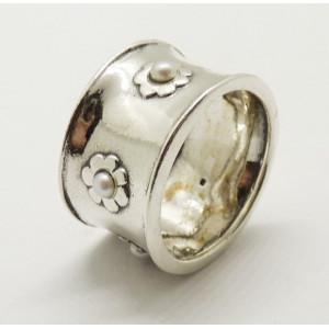 Inel argint R1403 - perla