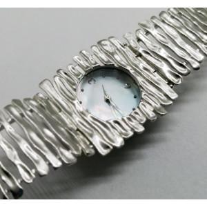 Ceas de mana din argint W4520