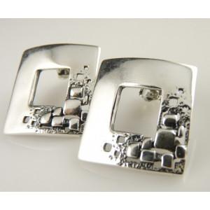 Cercei argint E1355 prindere cu surub