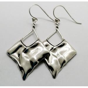 Cercei lungi din argint E6091