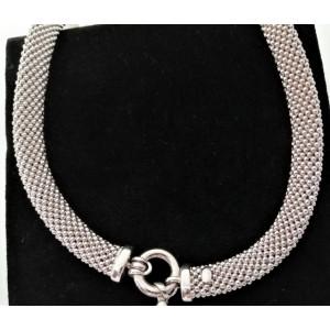 Colier argint mare -CTSI0105RH9