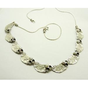 Colier argint perle N5742-9