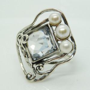 Inel argint R5471 -Zircon