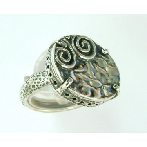 Inel argint R567