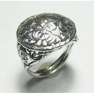 Inel din argint - R7604
