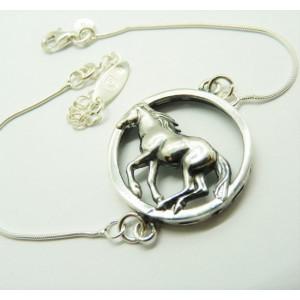 Bratara argint -Cal - B3329